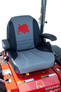 hdzt3 seat detail