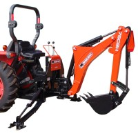 BH75C Back Hoe 1